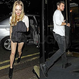 Amanda Seyfried and Ryan Phillippe Go Clubbing in London