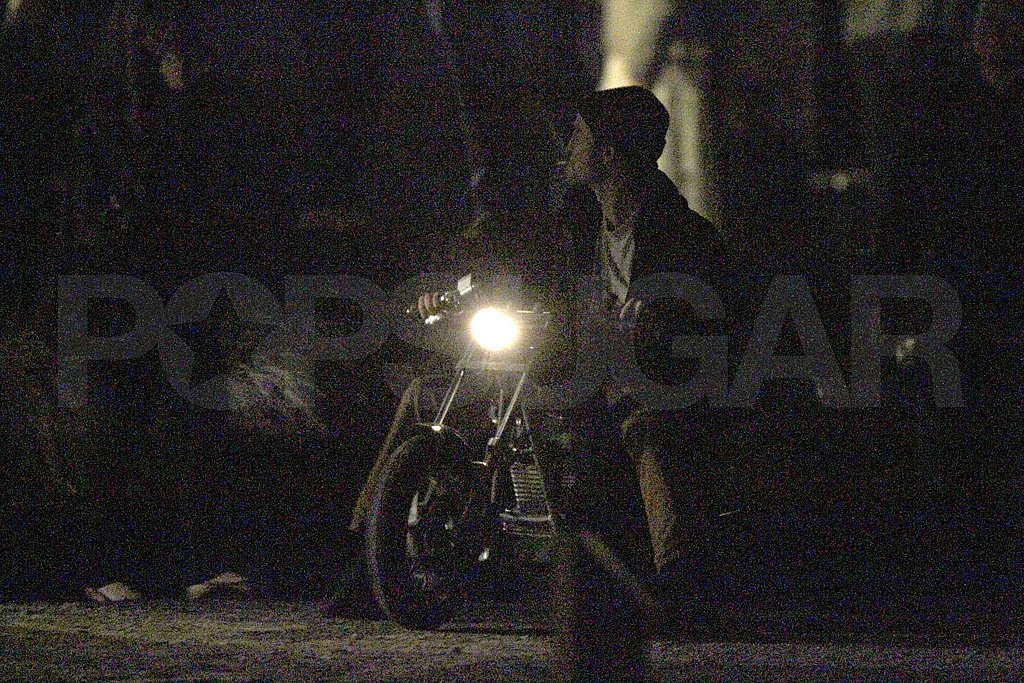 Exclusive Pics: Robert Pattinson and Kristen Stewart Party For Breaking Dawn and Her Birthday!