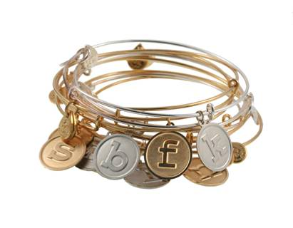 Alex & Ani's Charm Bracelets
