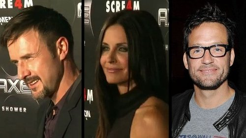 Video: Courteney Cox and David Arquette Together Again at the Scream 4 Premiere in New York City