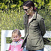 Jennifer Garner Pictures Out in LA With Daughters Violet and Seraphina
