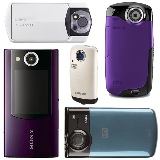 Cisco Flip Camera Alternatives