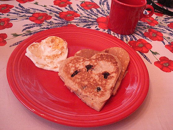 Serve Up Your Love Over Breakfast