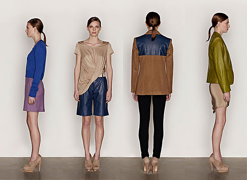 Scope Gary Bigeni's A/W Collection, full of Winter's best colour combo and leather touches!