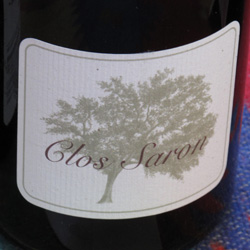 Wine Review: 2010 Clos Saron Out of the Blue