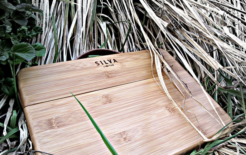 Go Green to Work With the Silva Bamboo Laptop Case