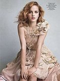 Emma Watson's Fashion Editorials