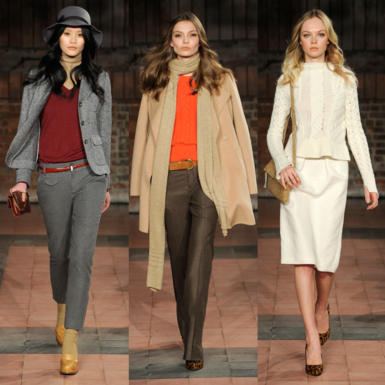 Banana Republic Fall 2011 Promises a Warm, Autumnal Dose of '70s Collegiate