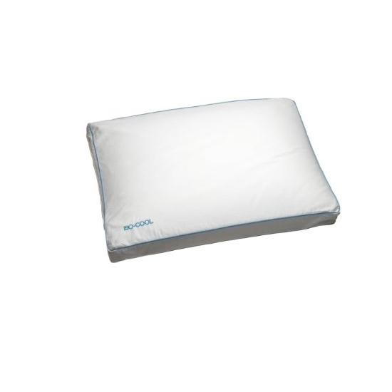 Sleep Better Iso-Cool Memory Foam Pillow For Side Sleepers