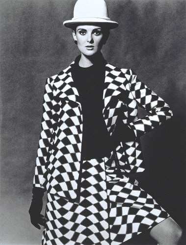 Coddington in Nina Ricci by John French, 1965