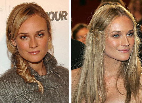 Diane Kruger Hairstyles: How to Get 15 of Her Best Braids