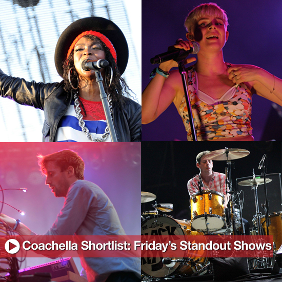 Best Shows at Coachella 2011