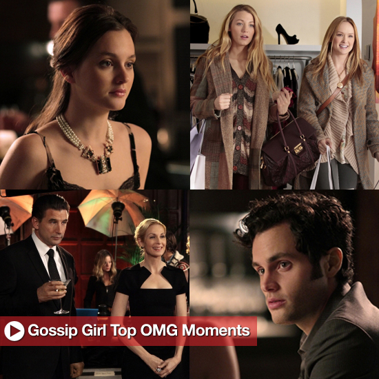 "Top OMG Moments From Gossip Girl Episode ""The Kids Stay in the Picture"""