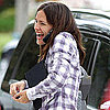 Jennifer Garner Pictures Shopping After Her 39th Birthday