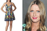 Nicky Hilton Wears a Target Dress