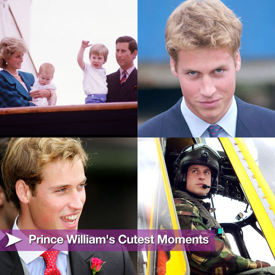 Say Goodbye to Prince William's Bachelor Days With a Look at His Cutest Moments!