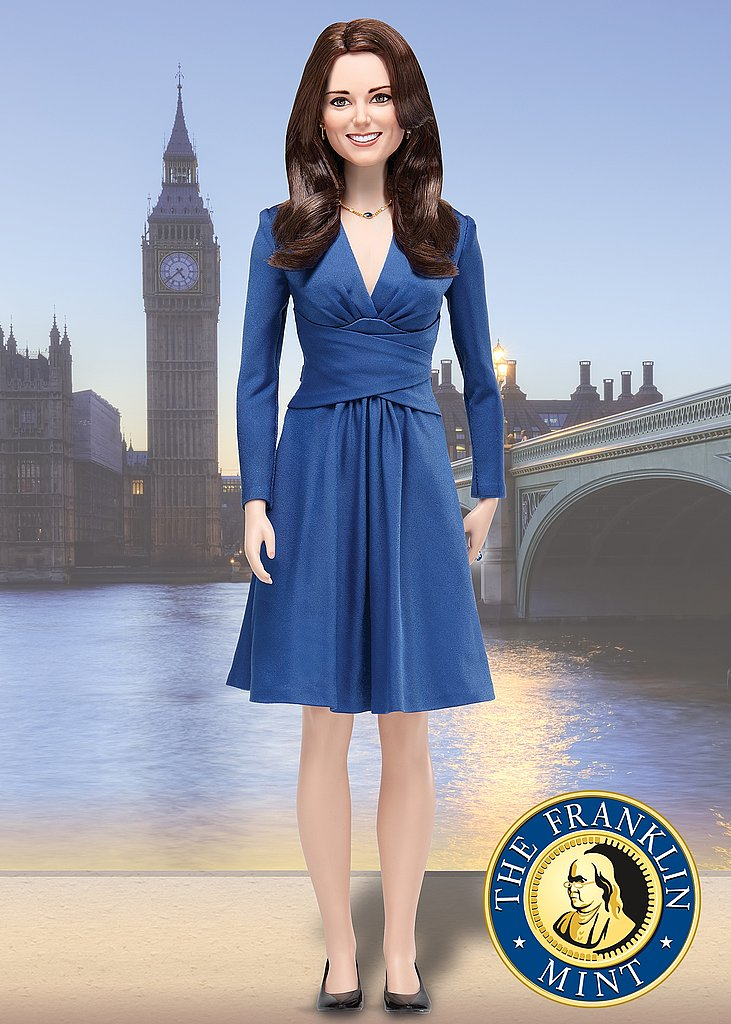 The Kate Middleton Doll