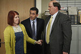 Check Out Pics From Steve Carell's Last Episodes of The Office!
