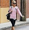 Nicole Richie Pictures Working Out in LA