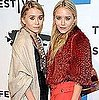 Pictures of Mary-Kate and Ashley Olsen and Anna Kendrick at the Tribeca Film Festival