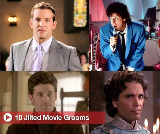 Jilted: 10 Movie Grooms Who Didn't Live Happily Ever After