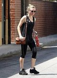 Kirsten Dunst Throws on Her Spandex For a Workout in LA