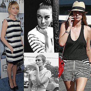 Shopping For Stripes on a Budget