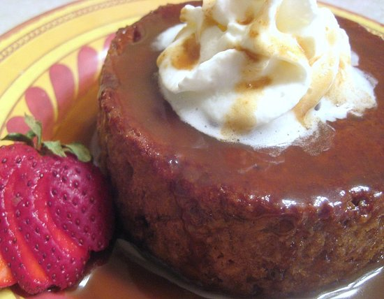 Traditional English Sticky Toffee Pudding