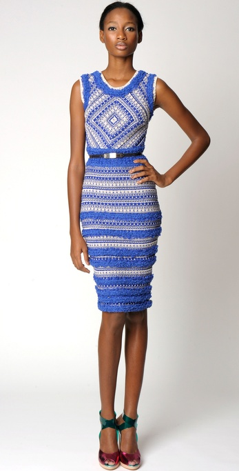 Rachel Roy Crochet Dress ($695)