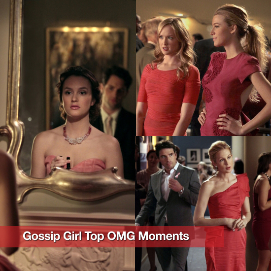 "Top OMG Moments From Gossip Girl Episode ""Petty in Pink"""
