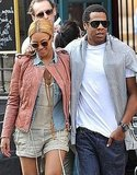 Beyoncé and Jay-Z Keep the Romance Coming in the City of Lights