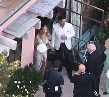 See LeAnn Rimes and Eddie Cibrian Wedding Photos!