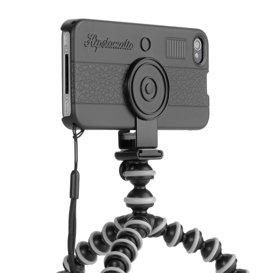 HipstaCase Turns Your iPhone Into a Plastic Camera Look-Alike