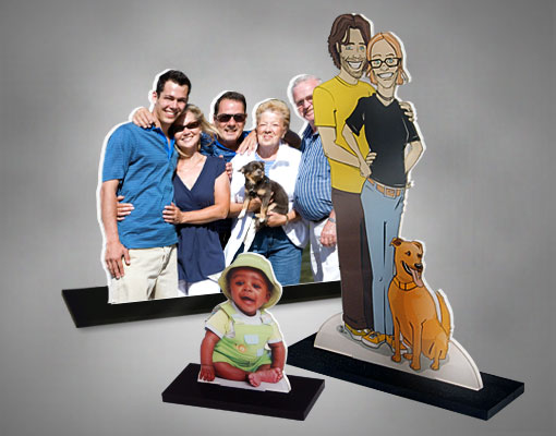 Photo Cut Outs (starting at $15)