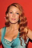 Blake Lively Pairs Dramatic New Red Hair With Sexy Sea Foam to Celebrate Her Influence!