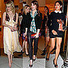 Emma Stone, Ashley Greene, and Freida Pinto Pictures at Glamour Louis Vuitton Party