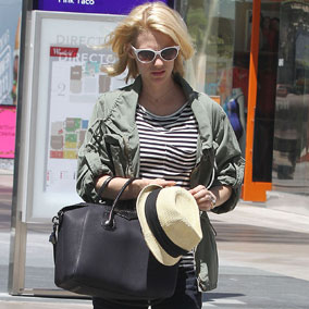 Get January Jones's Style