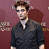 Robert Pattinson Promotes Water For Elephants in Berlin