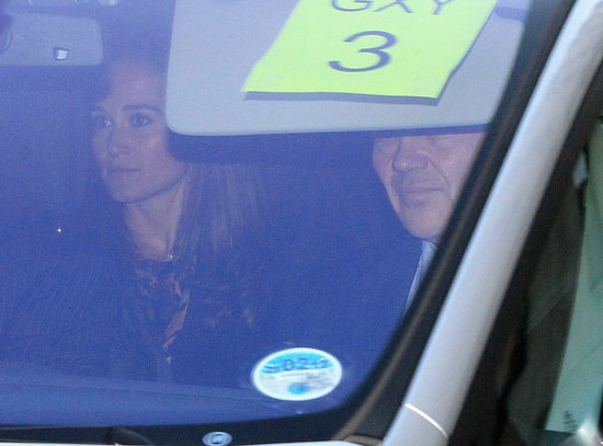 Prince William Smiles Big on His Way to a Wedding Rehearsal With Pippa