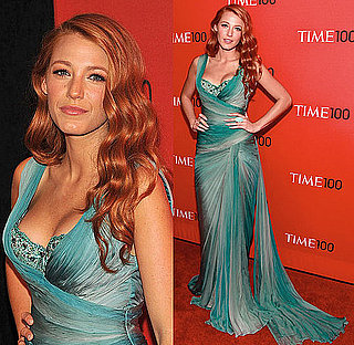 PHOTOS Blake Lively Red Hair