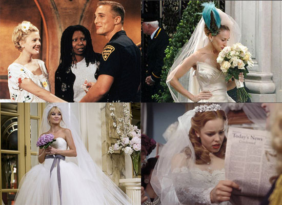 Actresses Who Have Played Brides in the Movies