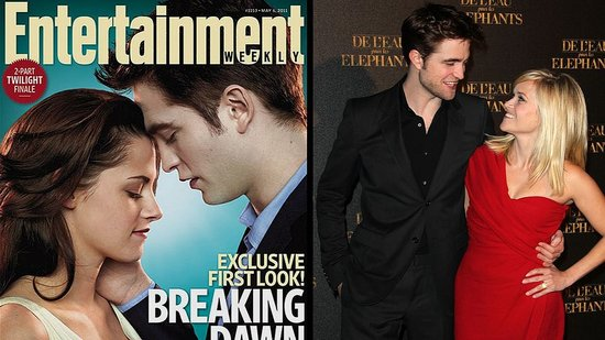 Video: Robert Pattinson Brings Water For Elephants to Europe, as We Get a First Look at Breaking Dawn!