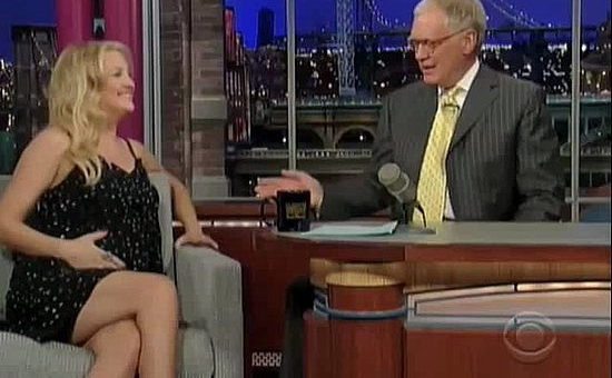 Video: Kate Hudson Shares Her Baby Predictions on The Late Show!