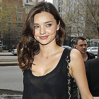 Miranda Kerr Pictures in NYC With Orlando Bloom in LA at Sympathy For Delicious