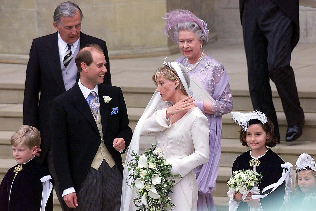 Wedding of Britain's Prince Edward and Sophie Rhys-Jones