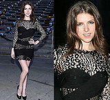 Love It or Hate It? Anna Kendrick's Leopard Lace Dress
