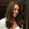 Kate Middleton Wedding Reception Makeup and Hair Look