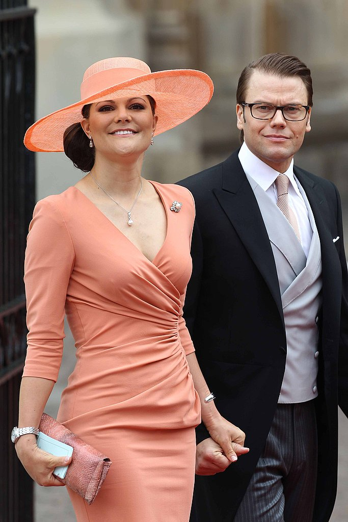 Princess Victoria of Sweden and Prince Daniel of Sweden