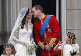 See Prince William and Kate Middleton's First — and Second — Kiss!