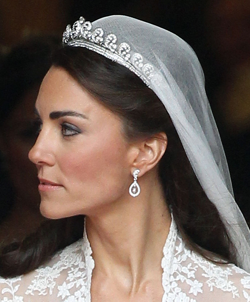 Kate Middletons Wedding Dress From Every View  POPSUGAR Fashion ...